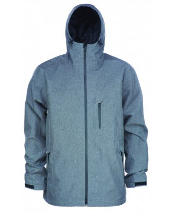 Winslow Jacket (Gray) (2XL)