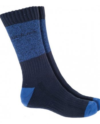 Croswell Socks (Dark Navy) (43—46)