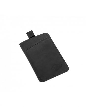 Larwill Card Holder (Black) (One Size)