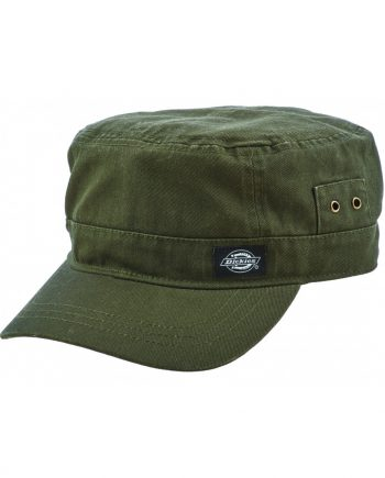Alpena Cap (Dark Khaki) (S/M)