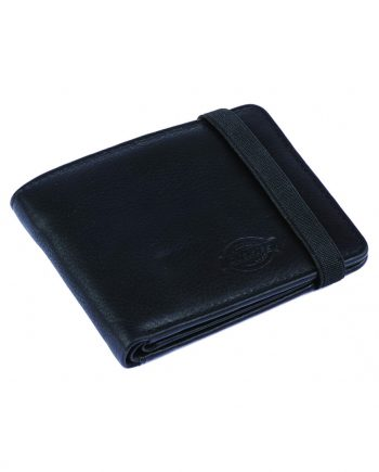 Wilburn Wallet (Black) (S/M)
