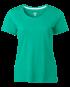 Mary Slub Tee (smaragd) (XXL)