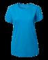 Mary Slub Tee (blue) (XXL)