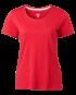 Mary Slub Tee (bt red) (XXL)