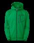 Madison Hood jkt (bt green) (XXXL)