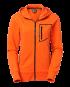 Mia lds Hood jkt (orange) (XXL)