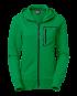 Mia lds Hood jkt (bt green) (XXL)
