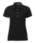 Celia Lds Polo (black) (XXL)