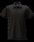Morris enf m´s polo (black) (4XL)