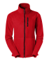 Fleece zip Alma (red) (XXXL)