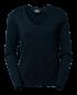 Coral VH knit lds (dk navy) (XXL)