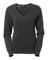 Coral VH knit lds (dk grey) (XXL)