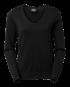 Coral VH knit lds (black) (XXL)