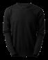 Fitzroy ms crewne (black) (XXXL)