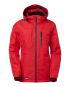 Shell jkt Alma lds (red) (XXXL)