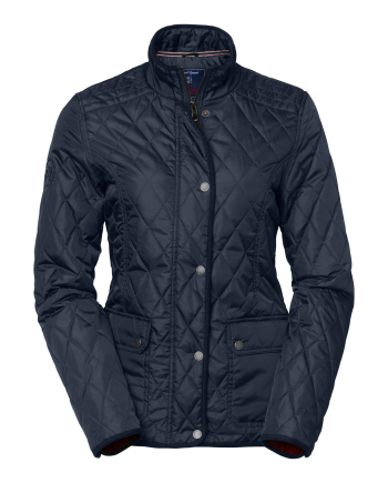 Holly lds quilt jkt (navy) (XXL)