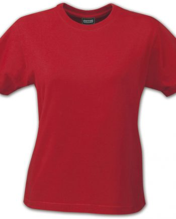 T-shirt Dam 652264014 (röd (400)) (54)