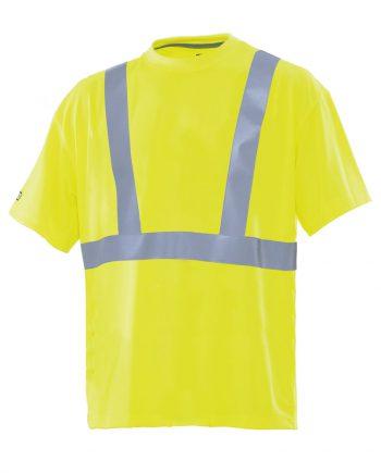 T-shirt Varsel 5585 (Gul (2100)) (XXXL)