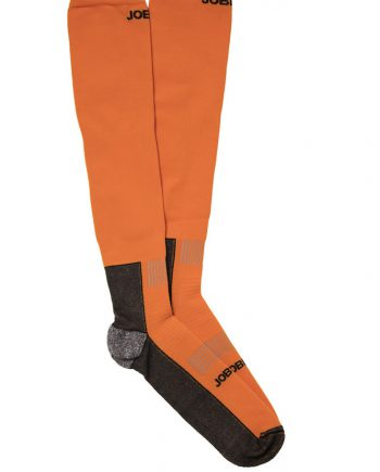 Kompressions Strumpor 9594 (Orange/svart (3099)) (46–48)