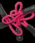 Zip.pull 5p (cerise) (p)