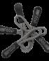 Zip.pull 5p (graphite) (p)