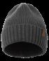Beanie ull (grey mel) (ONE SIZE)