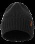 Beanie ull (black) (ONE SIZE)