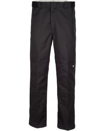 Double Knee Work Pant (Black) (46W/34L)