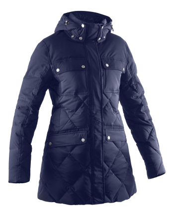 Ruth ws down jacket (navy) (44)
