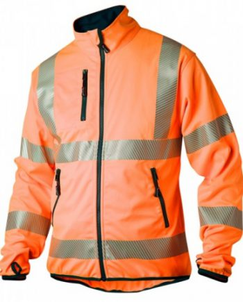 Soft shell varsel  (XXXL)