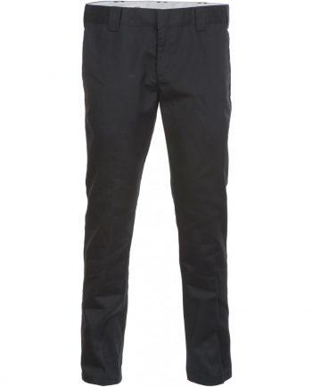 Slim fit work pant (Black) (40W/34L)